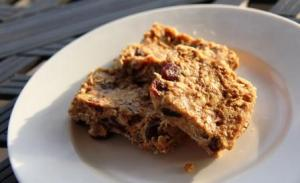 Nut Butter Power Bar