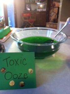 Toxic Ooze