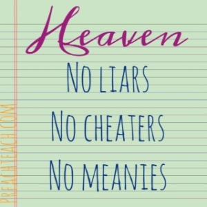 heaven list