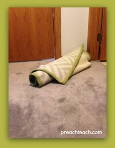 timeout rug