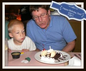 dads birthday 2011
