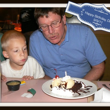 dads birthday 2011