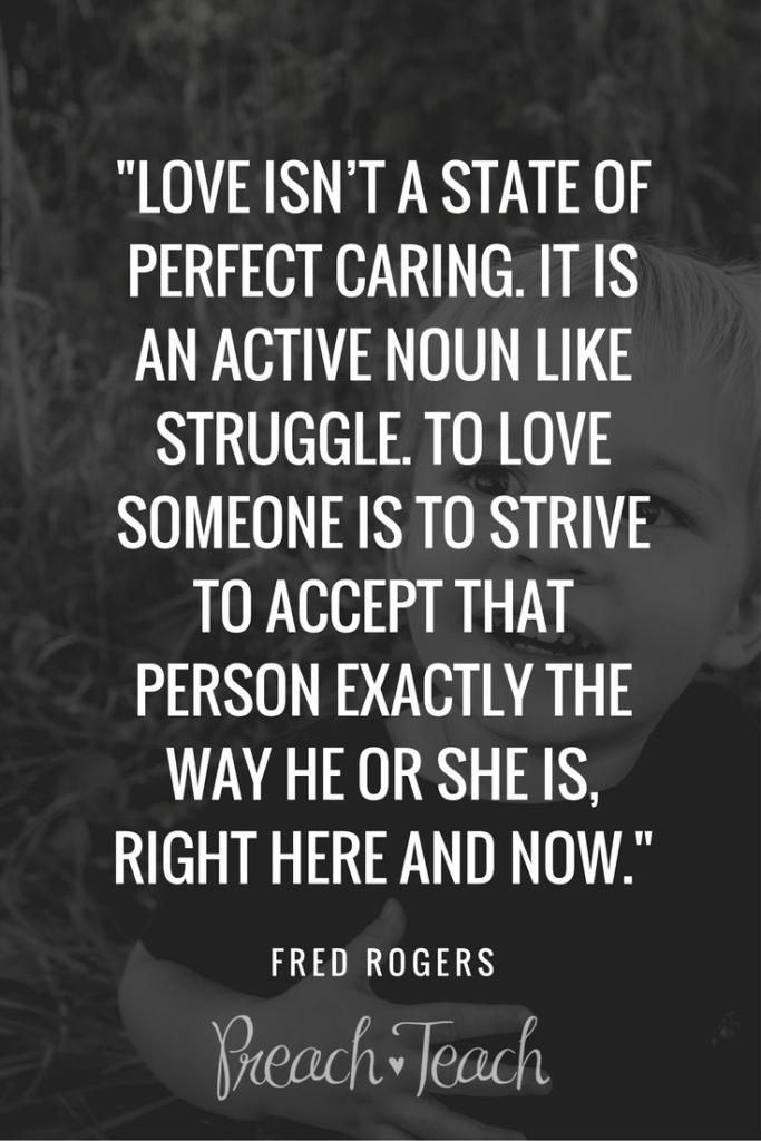 Fred Rogers-quote-parenting-love-babies-boys-two year olds-